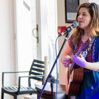 Giorgia-May at St Mary in the Castle for Hasting Fat Tuesday - Saturday 22nd February 2020