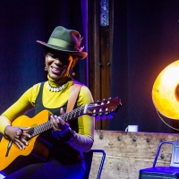 Bumi Thomas at Voice of Aiko Launch Night - 7th February 2019