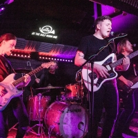 Tom Lumley & The Brave Liaison at The Horn at The Half Moon, Bishops Stortford - 12th January 2019