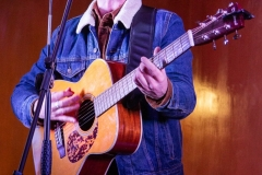 Silent Natives at Cactus Hound Bar for Hasting Fat Tuesday - Saturday 22nd February 2020