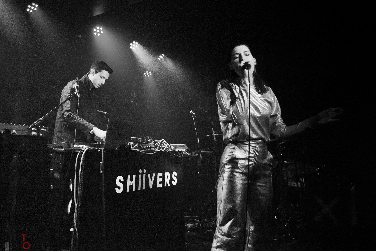 Shiivers at The Lexington - 6th September 2019