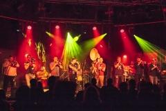 Renegade Brass Band at Cambridge Junction - 13th November 2019 Cambridge Jazz Festival
