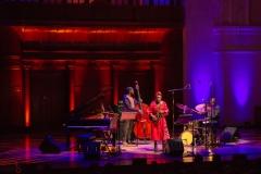Camilla George at Cadogan Hall - 19th November 2019 EFG London Jazz Festival
