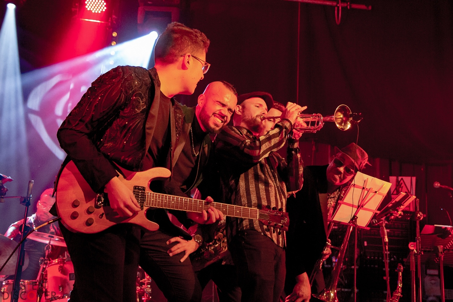 The Ashton Jones Project at Cambridge Junction - 13th November 2019 Cambridge Jazz Festival